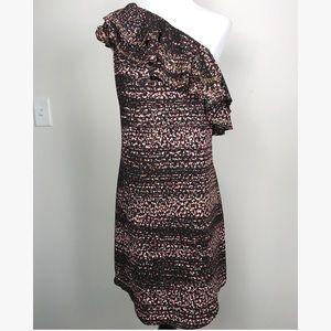 Apt 9 Dress with Ruffle Size Medium